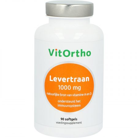 Levertraan 1000 mg