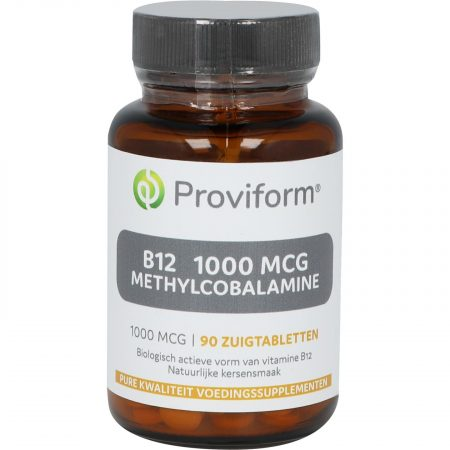 B12 1000 mcg Methylcobalamine