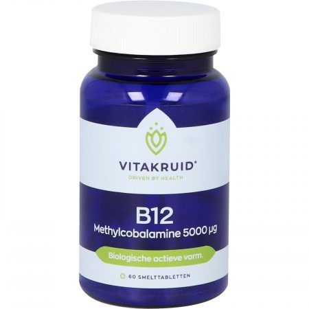 B12 Methylcobalamine 5000 mcg